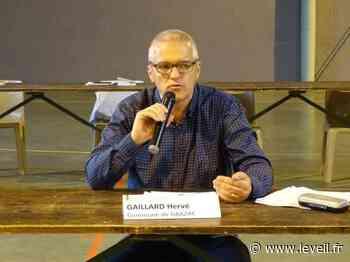 Hervé Gaillard élu président de la CCDS - L'Eveil de la Haute-Loire