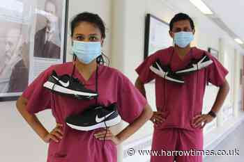 Northwick Park Hospital doctors take part in virtual race for coronavirus