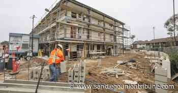 Father Joe's housing nears completion