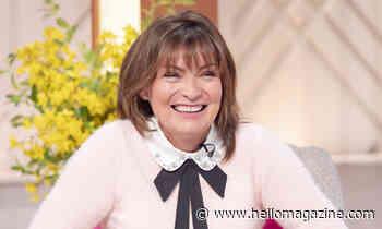 Lorraine Kelly reveals her secret celebrity crush