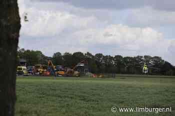 Man raakt gewond na ongeval met tractor in Siebengewald - De Limburger