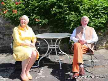 Dem Erhalt des Königsbacher Schlosses verpflichtet: Baron Achim und Baronin Bettina feiern Goldene Hochzeit - Region - Pforzheimer Zeitung