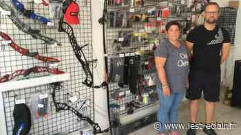 Les archers du département ont enfin un magasin à Romilly-sur-Seine - L'Est Eclair