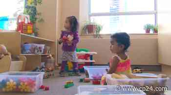 Childcare centres in Ontario can soon increase cohorts from 10 to 15 - CP24 Toronto's Breaking News