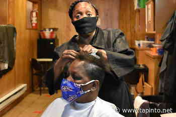 Newark Salon Owner Welcomes Clients, Conversations Back to Her Chair - TAPinto.net