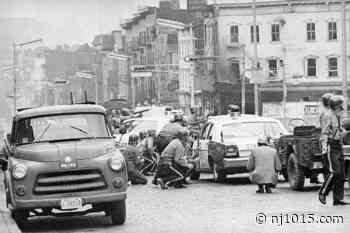 This is what led to the Newark Riots of '67 - New Jersey 101.5 FM Radio