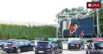 So war das Autokino auf dem Ipfmess-Platz in Bopfingen - Schwäbische