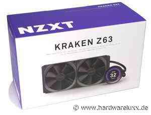 Neuer Lesertest: Testet die AiO-Wasserkühlung Kraken Z63 von NZXT! - Hardwareluxx - HardwareLuxx