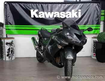 Kawasaki ZZR 1400 2006 à 6890€ sur NIMES - Occasion - Motoplanete