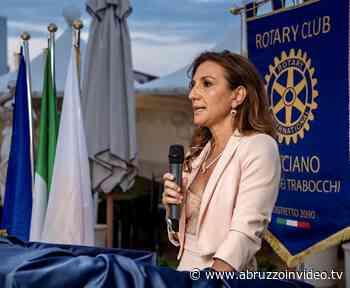 Rocca San Giovanni, Rotary Club Lanciano Costa dei Trabocchi: Barbara Rosati è il nuovo presidente - Abruzzo in Video
