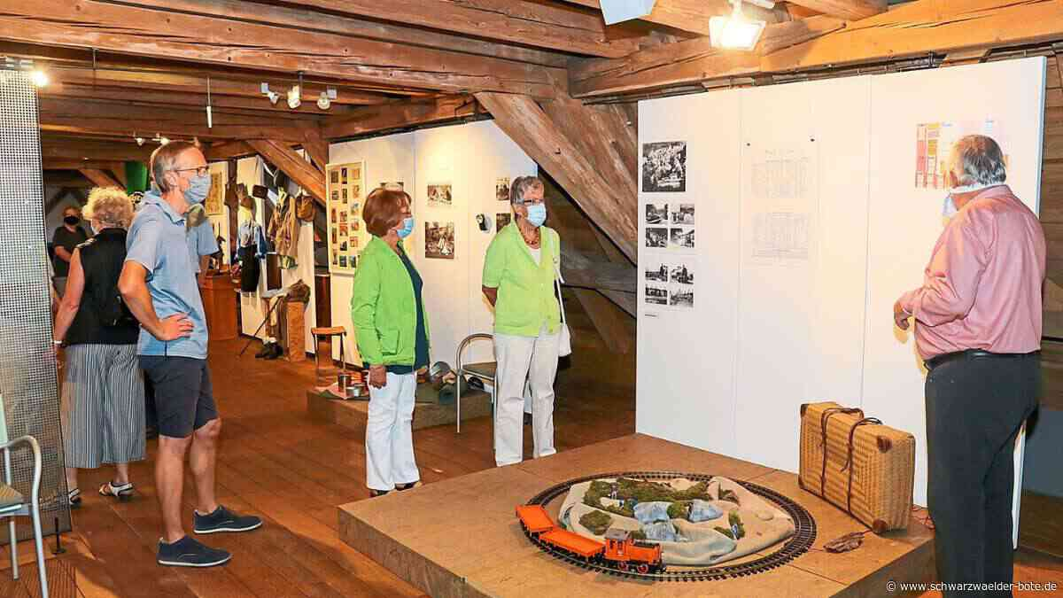 Wildberg: Neue Ausstellung macht Lust auf Urlaub - Wildberg - Schwarzwälder Bote