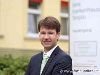 Wechsel: Florian Schulz wird neuer Direktor am Sana Krankenhaus Templin - kma Online