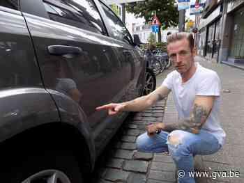 Illegale twintiger beschadigt 39 auto's: spoor van vernielin... (Turnhout) - Gazet van Antwerpen