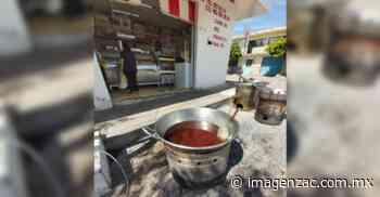 En Jalpa prohíben preparar carnitas y chicharrones en la calle - Imagen de Zacatecas, el periódico de los zacatecanos