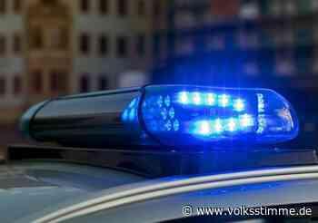 Bernburg: In der Wohnung ausgeraubt - Volksstimme