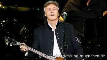 Vor genau 35 Jahren - Paul McCartney erinnert mit Star-Foto an legendäres Live Aid 1985 - Abendzeitung