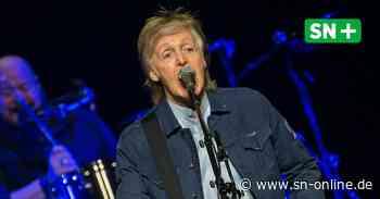 Paul-McCartney-Konzert abgesagt: Eventim behält Teil des Geldes ein - Schaumburger Nachrichten