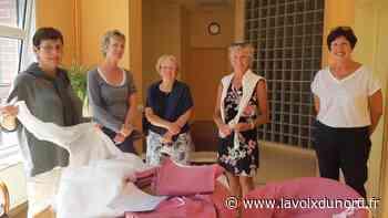 Nieppe: le Rotary club de Nieppe a donné son écot pour la lutte contre la pandémie - La Voix du Nord