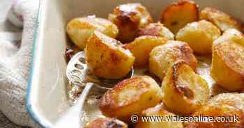 Simple honey and mustard trick makes crispy roast potatoes