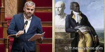 Corbière veut une salle à l'Assemblée au nom du révolutionnaire Belley, le premier député noir - Yahoo Actualités