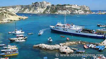 Pochi traghetti lungo l'asse Termoli-Tremiti. Il sindaco Fentini scrive a Conte - Oltre Free Press
