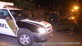 Jovem é executado a tiros no Conjunto Habitacional Sonho Meu, em Umuarama - ® Portal da Cidade | Umuarama