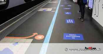 Quel déconfinement dans les transports en commun à Lyon ? Mon trajet de Lentilly à Rue89Lyon - Rue89Lyon