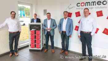 SPD/FDP-Gruppe informiert sich über Expansionspläne von Commeo - Wallenhorst aktuell - Wallenhorster.de