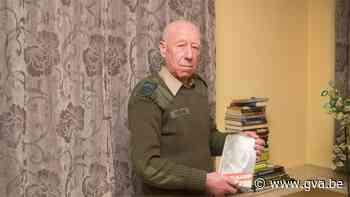 Bejaarde Hitlerfanaat Georges (76) veroordeeld tot jaar cel omdat hij huis versierde met nazisymbolen - Gazet van Antwerpen
