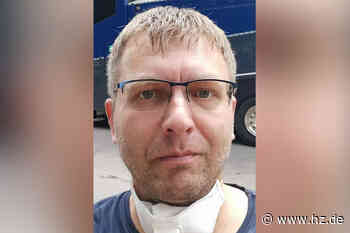 Vermisstenfahndung : Polizei sucht nach 47-jährigem Mann aus Laichingen - Heidenheimer Zeitung