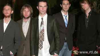 Maroon 5: Tour findet 2021 statt - RTL Online