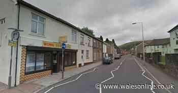 Armed police called to Rhondda following reports of man with 'weapon'