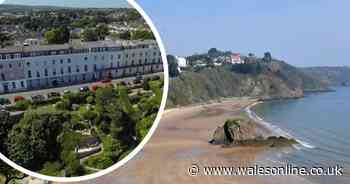 A hotel with this incredible view, 40 rooms and a swimming pool is up for £1.25m
