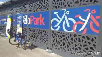 Un parc à vélos sécurisé désormais accessible à la gare de Montargis - La République du Centre