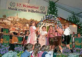 Wilhelmsthaler Heimatfest wird verschoben - Neue Presse Coburg