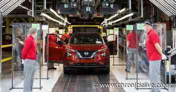Nissan confirms Sunderland plant worker tests positive for coronavirus