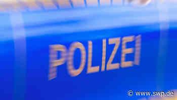 Polizei Eislingen: Unbekannter beschädigt parkendes Auto - SWP