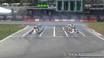 Préfinales OK : Gray et Valtanen vainqueurs - Kartcom
