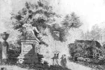Tekeningen Merghelynck Museum op 'Topstukkenlijst'