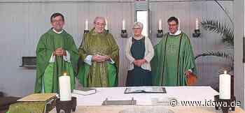 Landau an der Isar: Priesterjubiläen von Otto Egger und Konrad Eichner - idowa