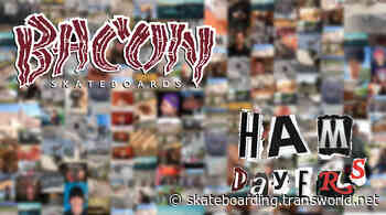 Bacon Skateboards: Ham Payers