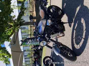 Yamaha XSR 700 47.5CV 2016 à 5990€ sur DARDILLY - Occasion - Motoplanete