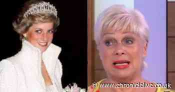 Denise Welch left devastated on Corrie set by Princess Diana death