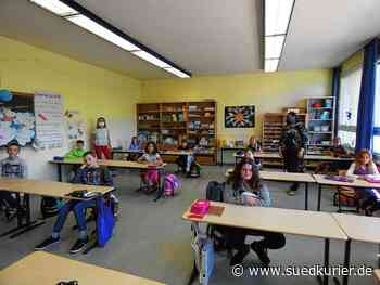 So funktioniert Schule in Corona-Zeiten | SÜDKURIER Online - SÜDKURIER Online
