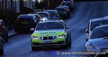 Cyclist, 20, threatened by man wielding a machete on Sunderland road