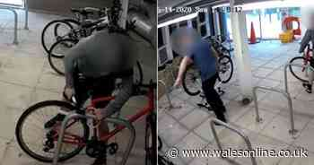 12 arrested after spike in bicycle crimes at NHS hospital
