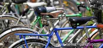 Fahrradstellplatz oder Zierkirsche? - Wehr - Badische Zeitung