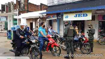 Policía ahora exigirá el uso del casco a motociclistas en Puerto Asís - Conexión Putumayo