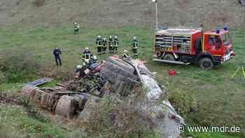 Geldauflage nach tödlichem Arbeitsunfall bei Heiligenstadt - MDR