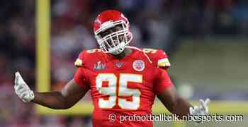 Chris Jones' deal with Chiefs is done